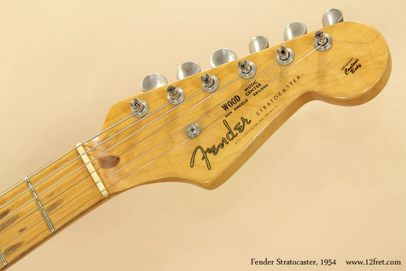 Vine Guitars Info Fender Collecting