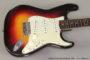 SOLD!!  1961 Fender Stratocaster Sunburst