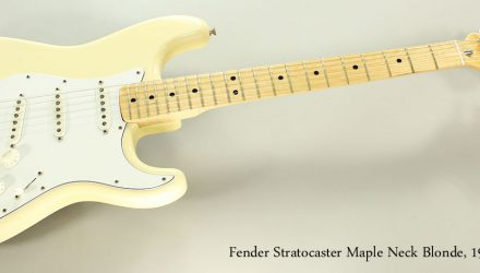 Fender-Stratocaster-Maple-Neck-Blonde-1974-Full-Front-View