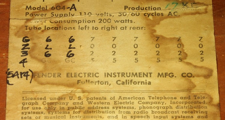 Fender-Super-Amp-1962-tube-chart