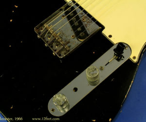 Fender Telecaster 1966 (consignment) SOLD