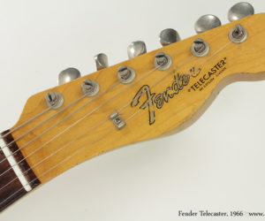 Refinished 1966 Fender Telecaster (consignment)  NO LONGER AVAILABLE