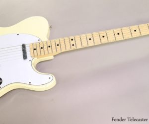 SOLD!!! Fender Telecaster Blonde, 1976
