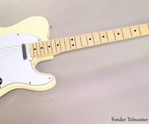 ❌ SOLD ❌ Fender Telecaster Blonde, 1976