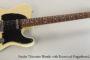 1976 Fender Telecaster Blonde (SOLD)