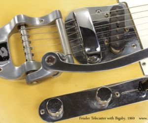 1969 Fender Telecaster with Bigsby (consignment) SOLD
