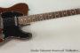 2012 Fender Telecaster Rosewood (SOLD)
