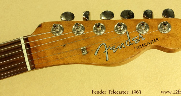 Fender-Telecaster-1963-head-front