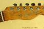 Fender Telecaster 1963  NO LONGER AVAILABLE