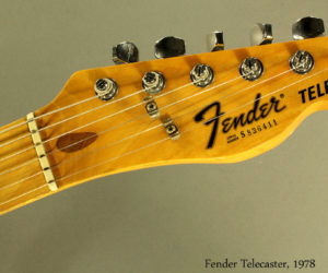 Fender Telecaster 1978 (consignment) SOLD