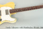 1966 Fender Telecaster Blonde with Humbucker (SOLD)