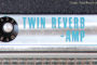 1973 Fender Twin Reverb Amplifier (consignment) No Longer Available