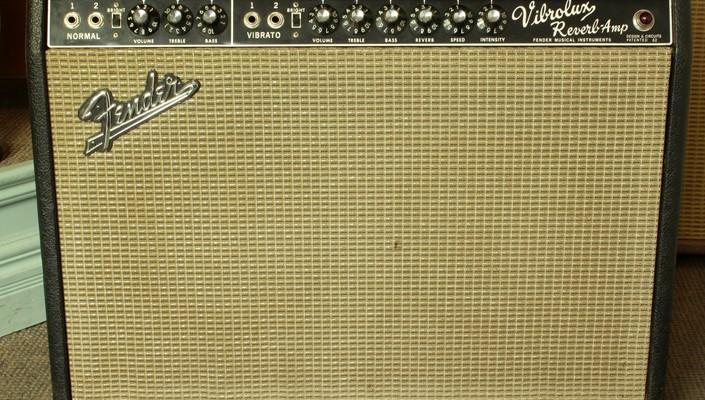 Fender-Blackface-Vibrolux-Reverb-Amp-1966-front