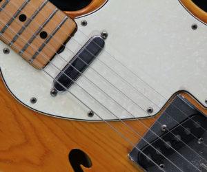 Fender Telecaster Thinline 1968 Sold