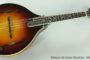 1993 Flatiron A5 Artist Mandolin SOLD