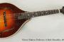 1995 Gibson Flatiron Performer A-Style Mandolin  SOLD