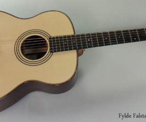 SOLD!!! Fylde Falstaff Guitar