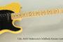 SOLD!!! 1998 G&L ASAT Butterscotch Solidbody Electric Guitar