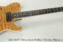 2003 G&L ASAT Deluxe Semi Hollow  SOLD