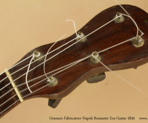 ❌SOLD❌ Gennaro Fabricatore Romantic Era Guitar, 1830