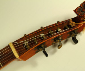 German Guitar Lute 1920's (consignment) No longer available