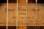 Gianni Pedrini Angelo Classical Guitar 1998  SOLD