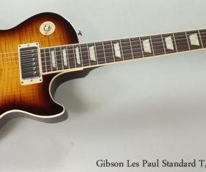 2016 Gibson Les Paul Standard T