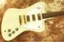 2008 Gibson CS Non-Reverse TV White Firebird (consignment)  SOLD