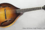 SOLD! 2008 Gibson A9 Master Model Mandolin