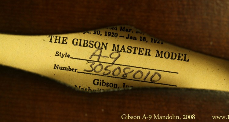 gibson-a9-mandolin-2008-ss-label-1