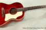 SOLD!!! 1968 Gibson B-25 Steel String Guitar Red