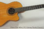 1982 Gibson Chet Atkins CEC Cutaway Electric Classical Guitar  SOLD