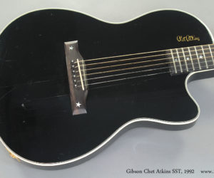 1992 Gibson Chet Atkins SST Solidbody Acoustic (consignment)  SOLD