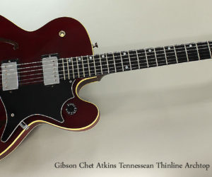 SOLD!!! 1994 Gibson Chet Atkins Tennessean Thinline Archtop Guitar