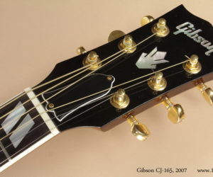 2007 Gibson CJ-165 (consignment) No Longer Available