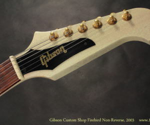 Gibson Custom Shop Firebird Non-Reverse, 2003   SOLD