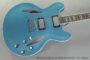 Gibson Dave Grohl DG-335 Pelham Blue