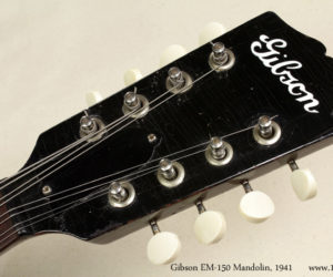 ❌SOLD❌ Gibson EM-150 Mandolin, 1941