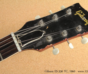 1959 Gibson ES-330 TC Thinline Archtop Electric (consignment)  SOLD