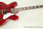 SOLD!!! 2015 Gibson Memphis ES-335 Cherry