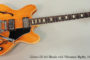 1979 Gibson ES-335 Blonde with Vibramate Bigsby (SOLD)