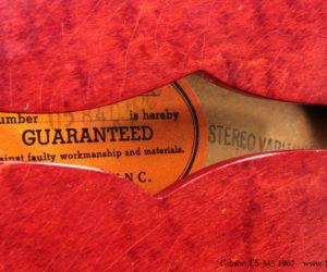 1967 Gibson ES-345  SOLD