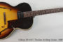 1958 Gibson ES-125T Thinline Archtop Guitar (SOLD)