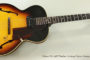 1959 Gibson ES-125T Thinline Archtop Electric Guitar  SOLD