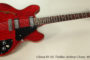 1972 Gibson ES-325 Thinline Archtop Cherry  SOLD