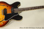 2012 Gibson ES-330 1959 Reissue Sunburst (NO LONGER AVAILABLE)
