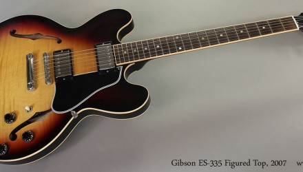 Gibson-ES-335-Figured-Top-2007-Full-Front-View