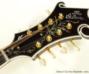 Gibson F-5L Fern Mandolin