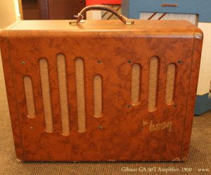 1950 Gibson GA-50T Amplifier  SOLD