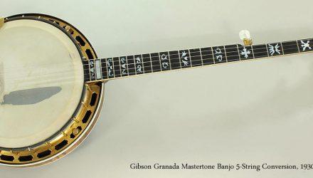 Vintage Amp Used Banjos For Sale Vega Gibson Stelling
